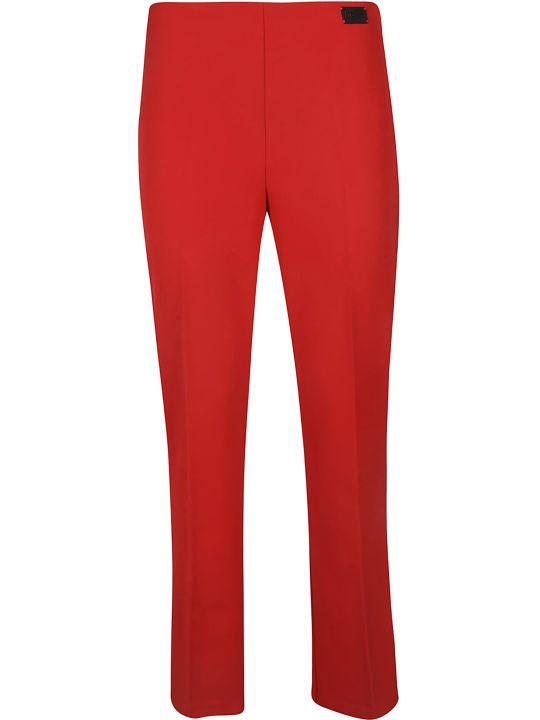 Be Blumarine Flared Trousers