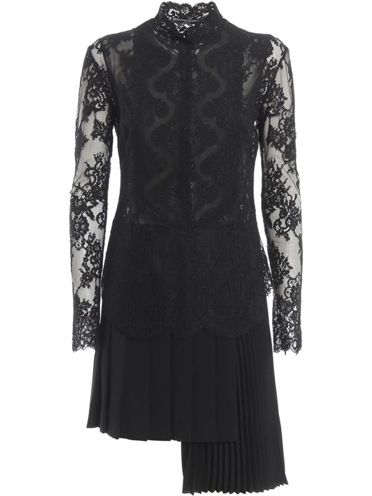 Ermanno Scervino L/s Mini Dress