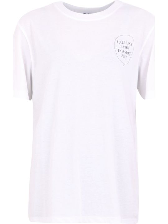 SJYP Printed T-shirt