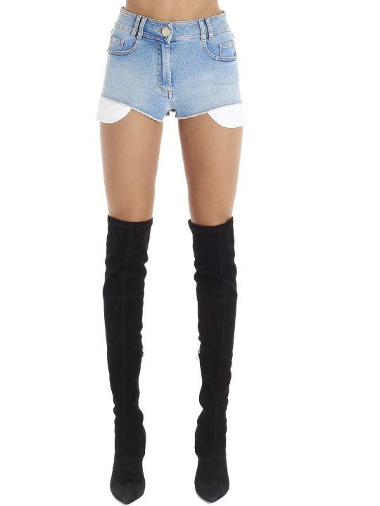 Balmain 'b' Shorts