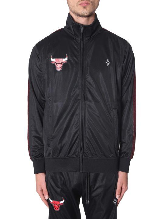 Marcelo Burlon Chicago Bulls Sports Jacket