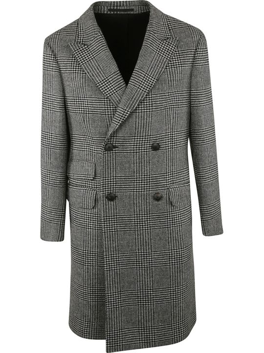 Ermenegildo Zegna Patterned Coat