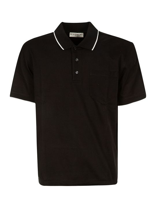 Givenchy Classic Buttoned Polo Shirt