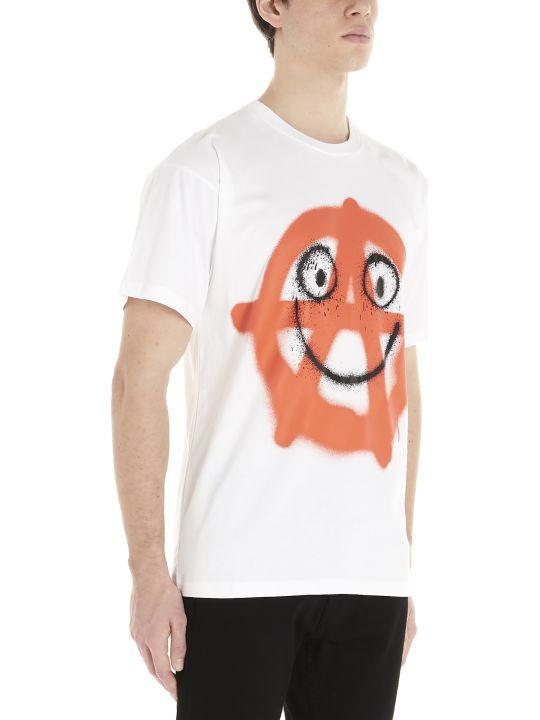 Moschino 'anarchy' T-shirt