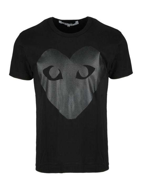 Comme des Garçons Play Play Graphic Print T-shirt