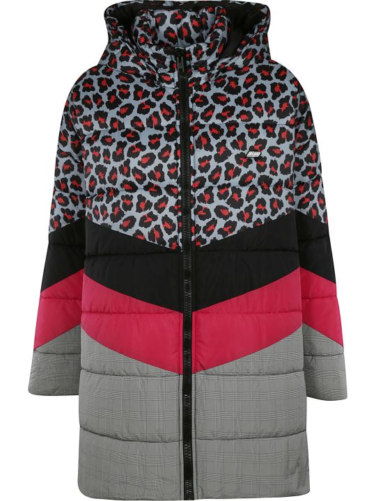 MSGM Zipped Padded Jacket