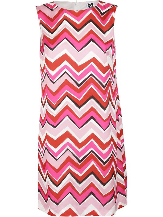 M Missoni Geometric Printed Dress