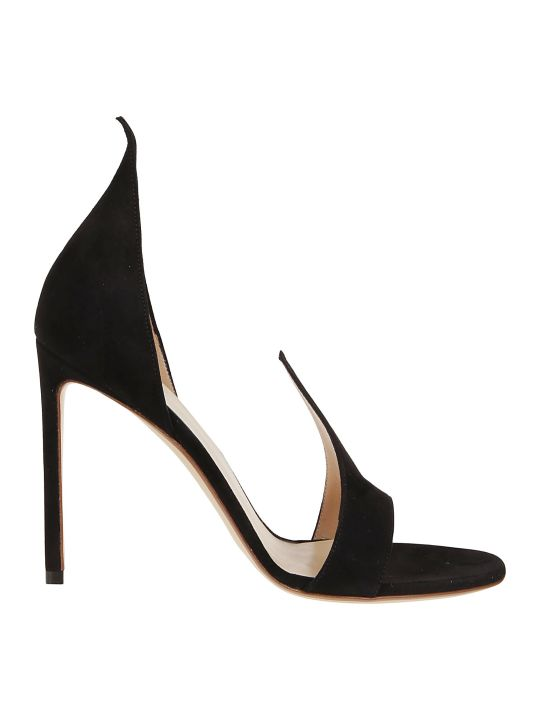 Francesco Russo Flame Sandals