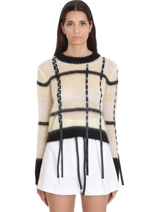 3.1 Phillip Lim Knitwear In Beige Wool