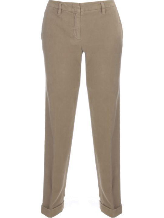 Aspesi Straight Stretch Pants