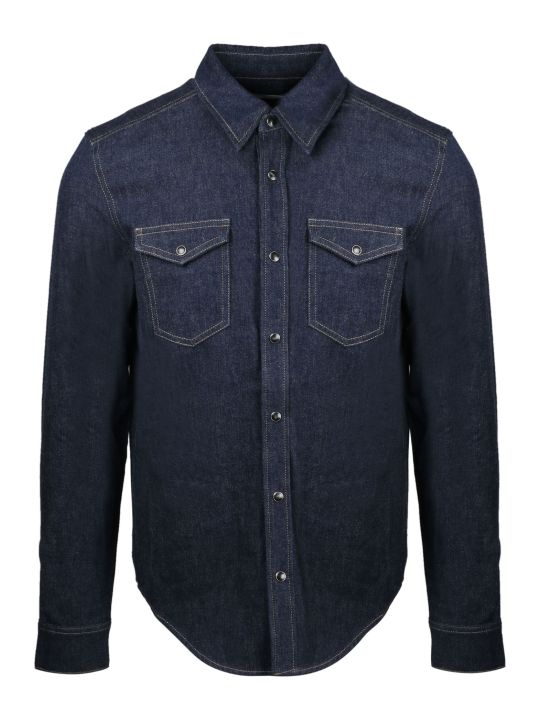 Givenchy Denim Shirt