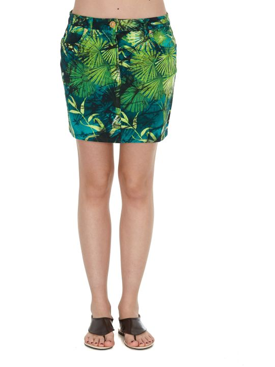 Versace Jungle Skirt