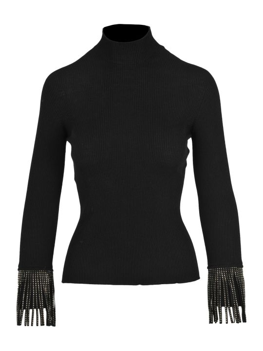 Philosophy di Lorenzo Serafini Philosophy Fringed Sweater
