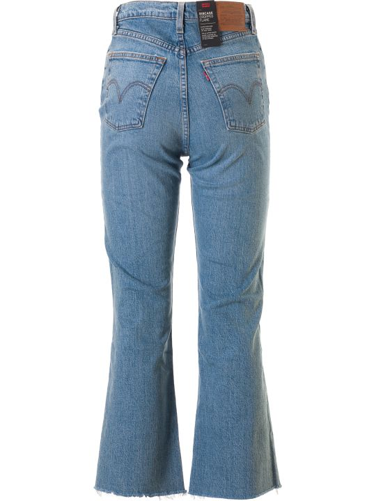 Levi's Wide Leg Jeans