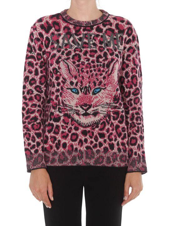 Alberta Ferretti Love Me Wild Pullover