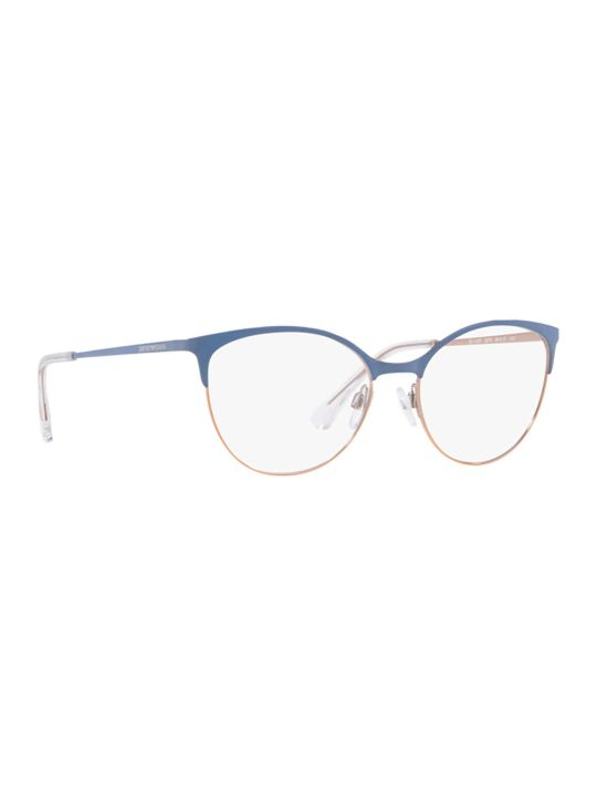 Emporio Armani Emporio Armani Ea1087 Light Blue / Light Bronze Glasses