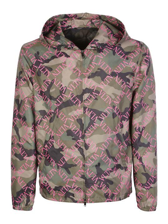 Valentino Windbreaker Jacket