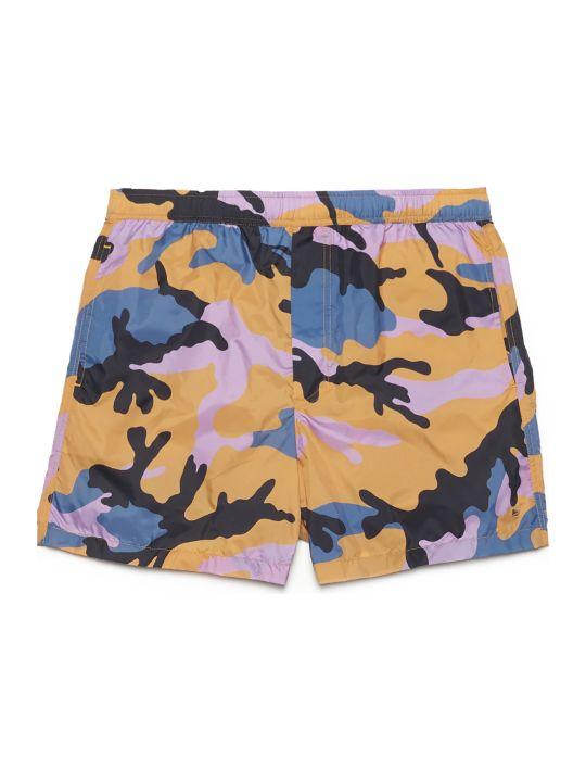 Valentino 'camouflage' Beach Shorts