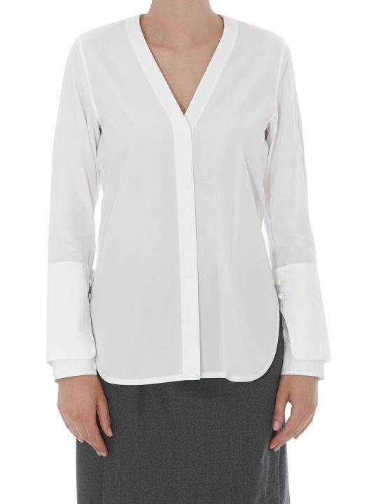 3.1 Phillip Lim Shirt With Pearls