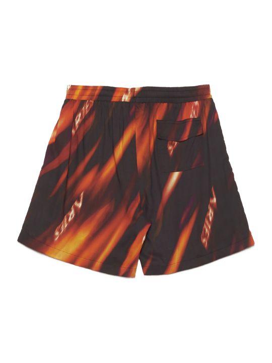 Aries 'fire' Shorts