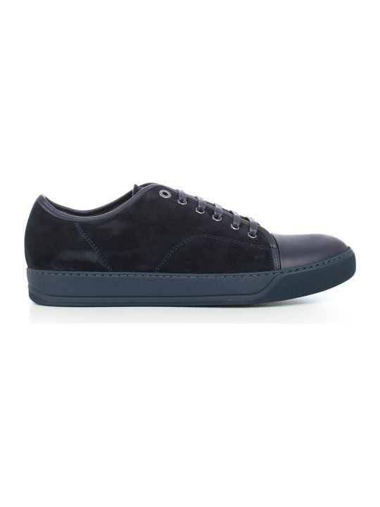 Lanvin Sneakers Suede And Nappa