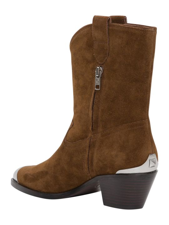 Ash Famous Western Booties