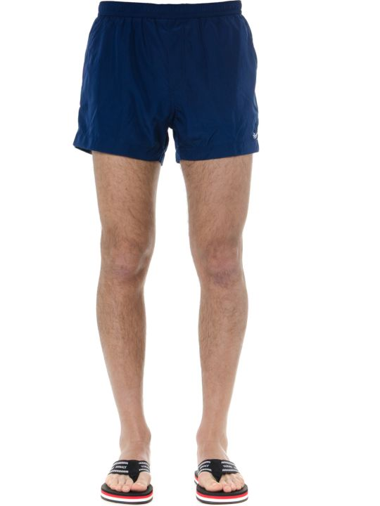 Ermenegildo Zegna Blue Swim Shorts