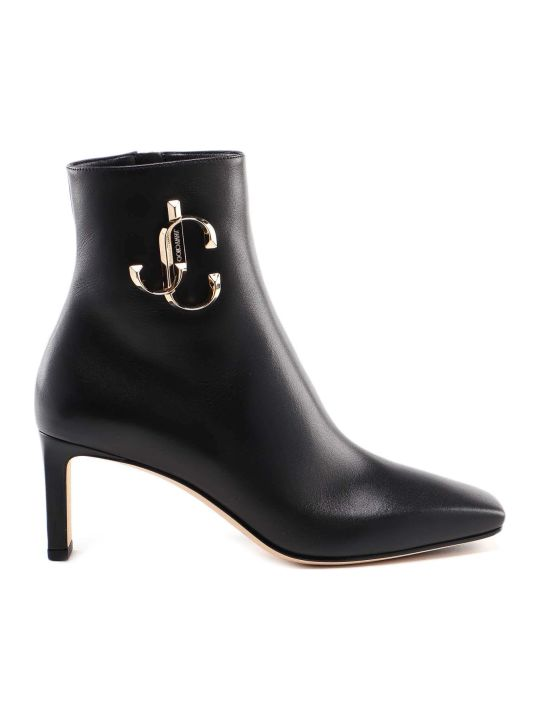 Jimmy Choo Calf Leather Bootie