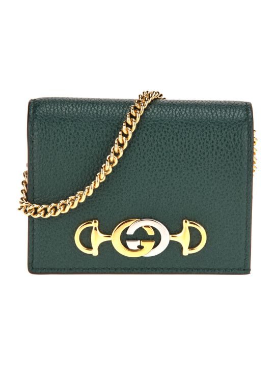 Gucci Mini Wallet Chain