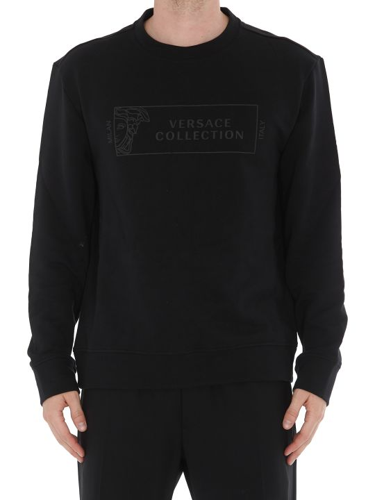 Versace Collection Logo Sweater