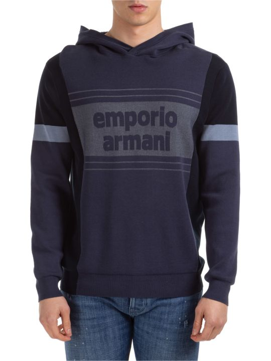 Emporio Armani Woodstock Jumper