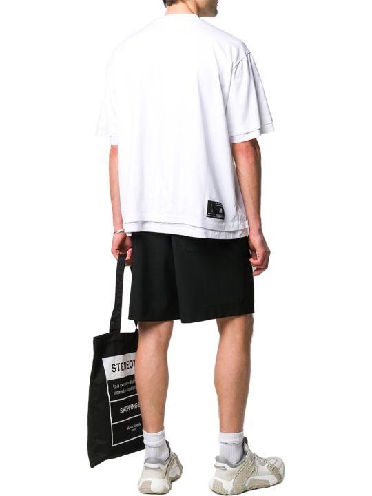Ben Taverniti Unravel Project Ben Taverniti - Unravel Project Jersey Double Over T-shirt