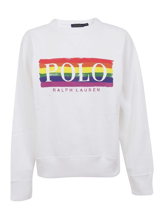 Ralph Lauren Logo Sweater