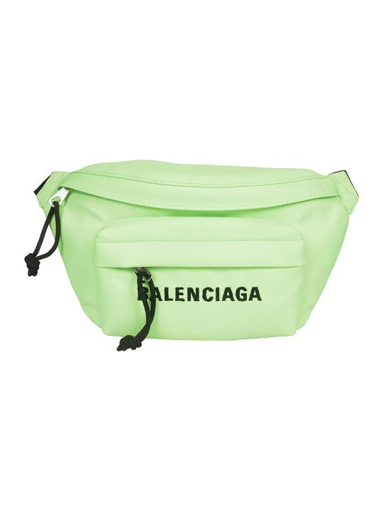 Balenciaga Logo Belt Bag