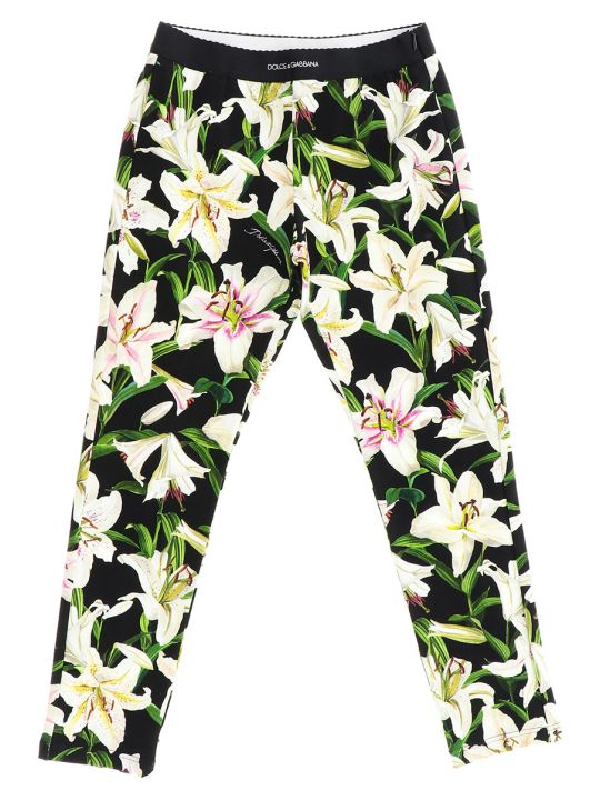 Dolce & Gabbana Lily Mini Me Leggings