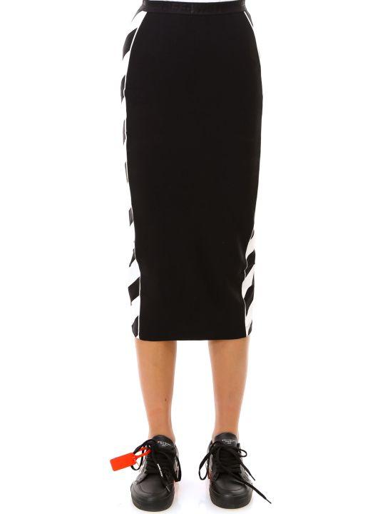Off-White Diag Athletic Skirt