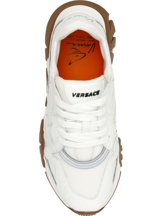 Versace Squalo Sneakers
