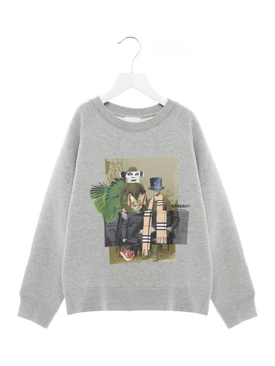 Burberry 'family' Sweatshirt