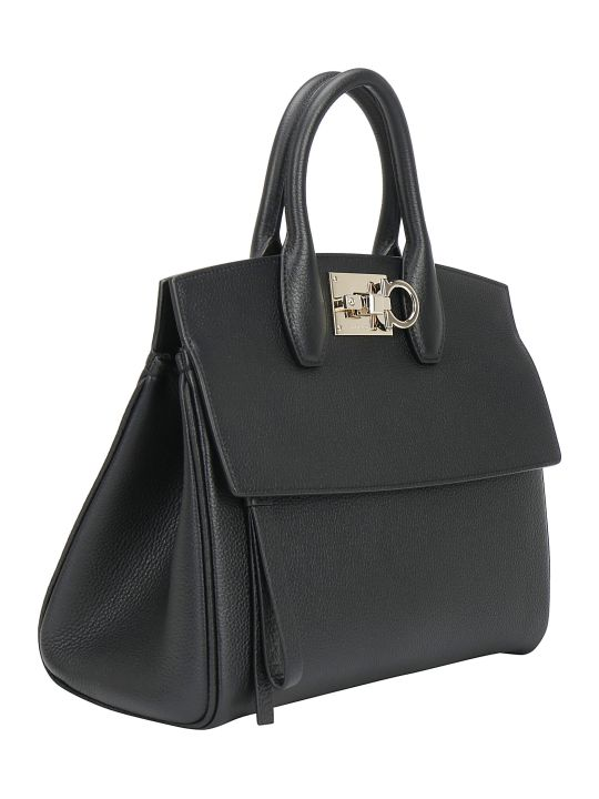Salvatore Ferragamo The Studio Medium Handbag