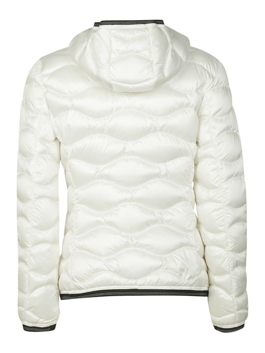 Blauer Zip Pocket Quilted Jacket