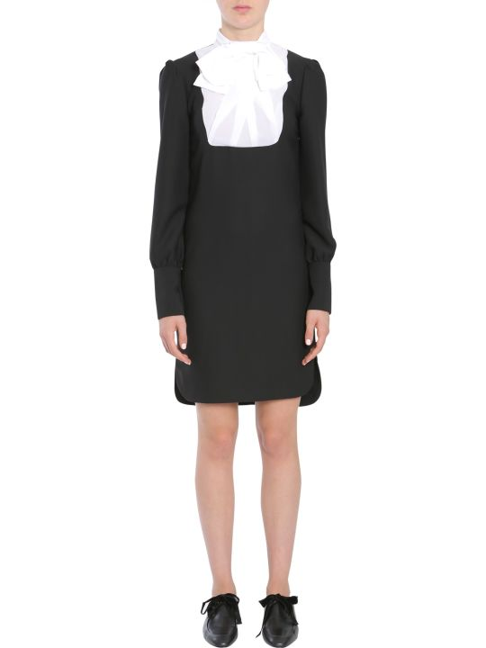 Carven Crêpe Dress