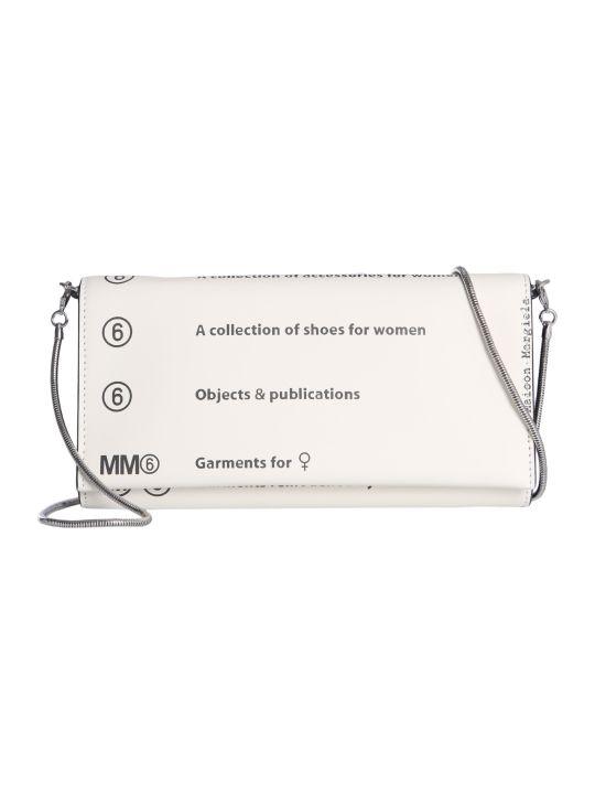 MM6 Maison Margiela Borsa Mini Con Tracolla