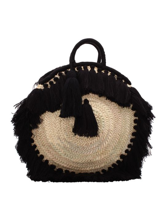 Gianluca Capannolo Straw Bag