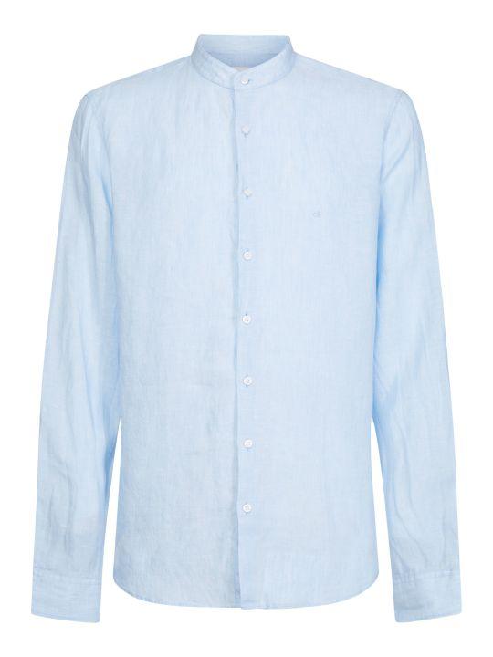 Calvin Klein Calvin Klein Mao Collar Shirt