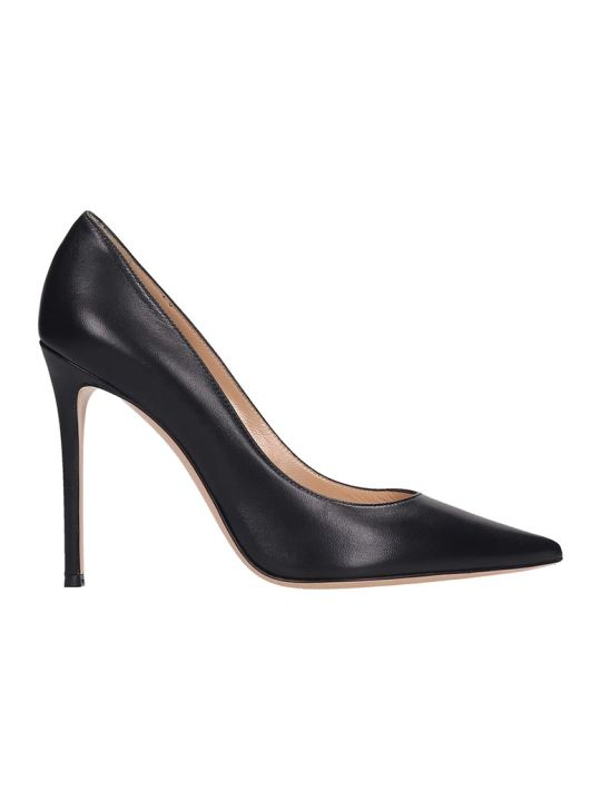 Lerre Pumps In Black Leather