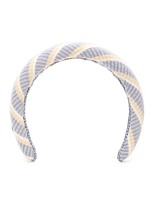 Flapper Striped Odette Headband