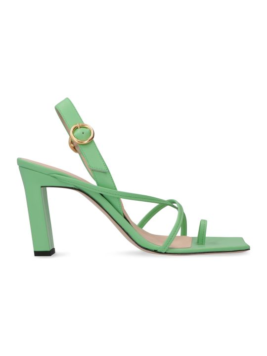 Wandler Elza Leather Sandals