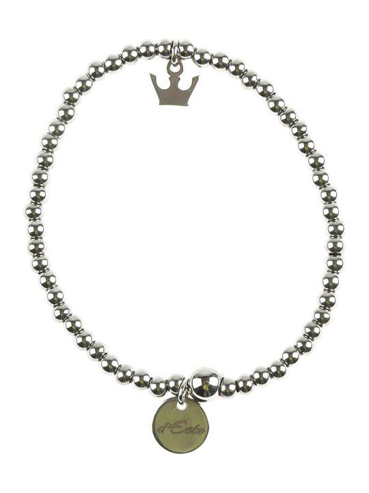 Gaia D'Este Bracelet In Acciaio