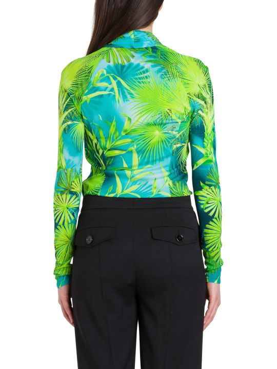 Versace Jungle Bodysuit