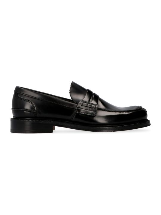 Church's Willenhall Leather Loafers